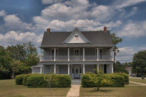Vanishing South Georgia Photographs By Brian Brown In 2020 Wayne County Brian Brown Pioneer House