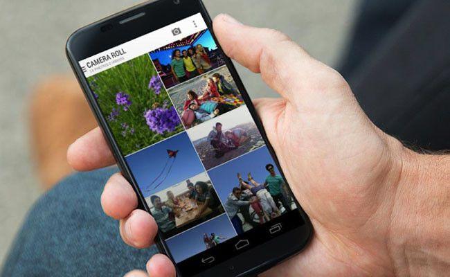 L Application Galerie De Motorola Mis A Jour Android Culte Google Play Galerias De Fotos Galerias