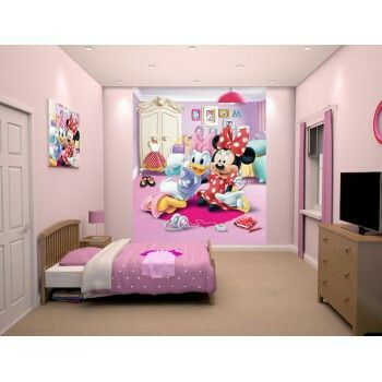 Chambre Minnie Rose Minnie Mouse Bedroom Decor Minnie Mouse Bedroom Toddler Bedroom Sets