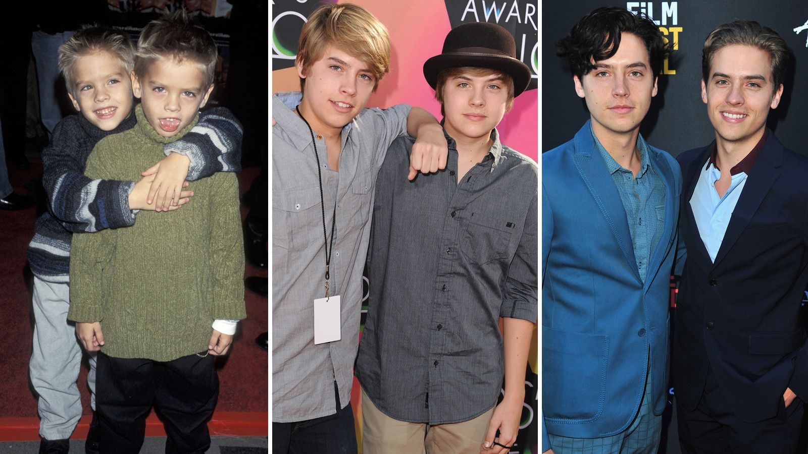 It's a 'Suite Life' When Cole and Dylan Sprouse Have Graced Our Televisions for More Than 20 Years! #coleanddylansprouse