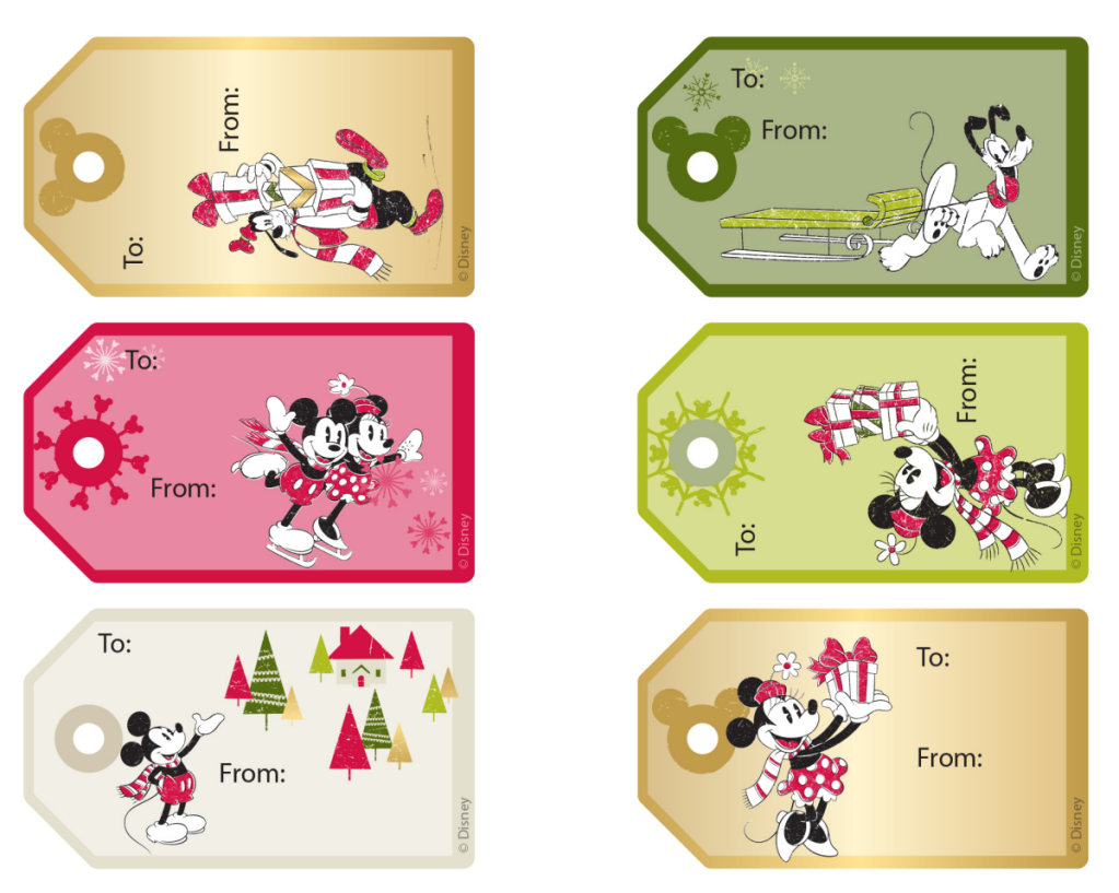 Disney Com The Official Home For All Things Disney Christmas Gift Tags Christmas Gift Tags Printable Christmas Tags Printable