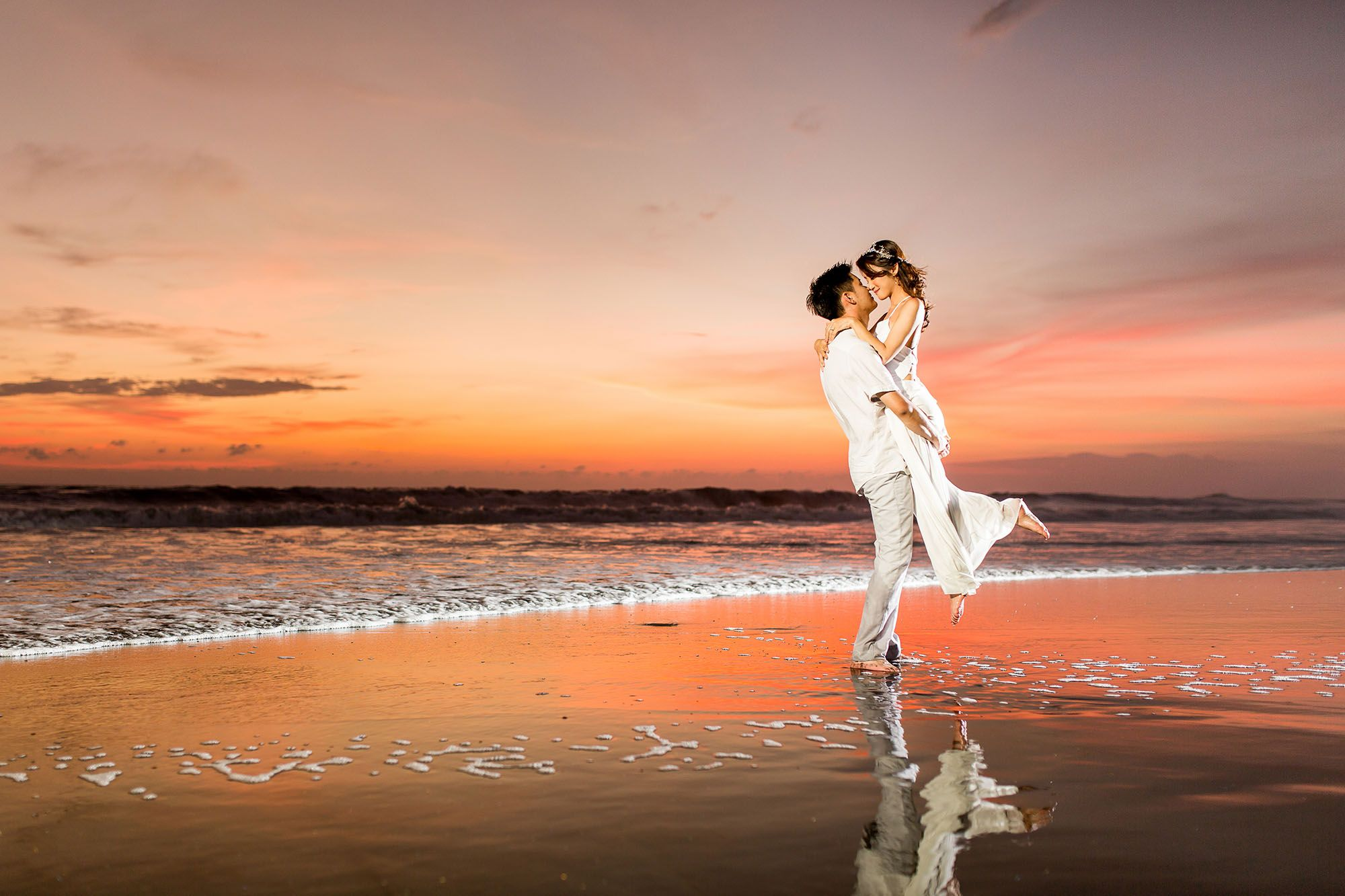 After Sunset Sunset Bali Prewedding By Bali Pixtura Bali Wedding