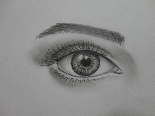 آموزش طراحی چهره ساده با مداد