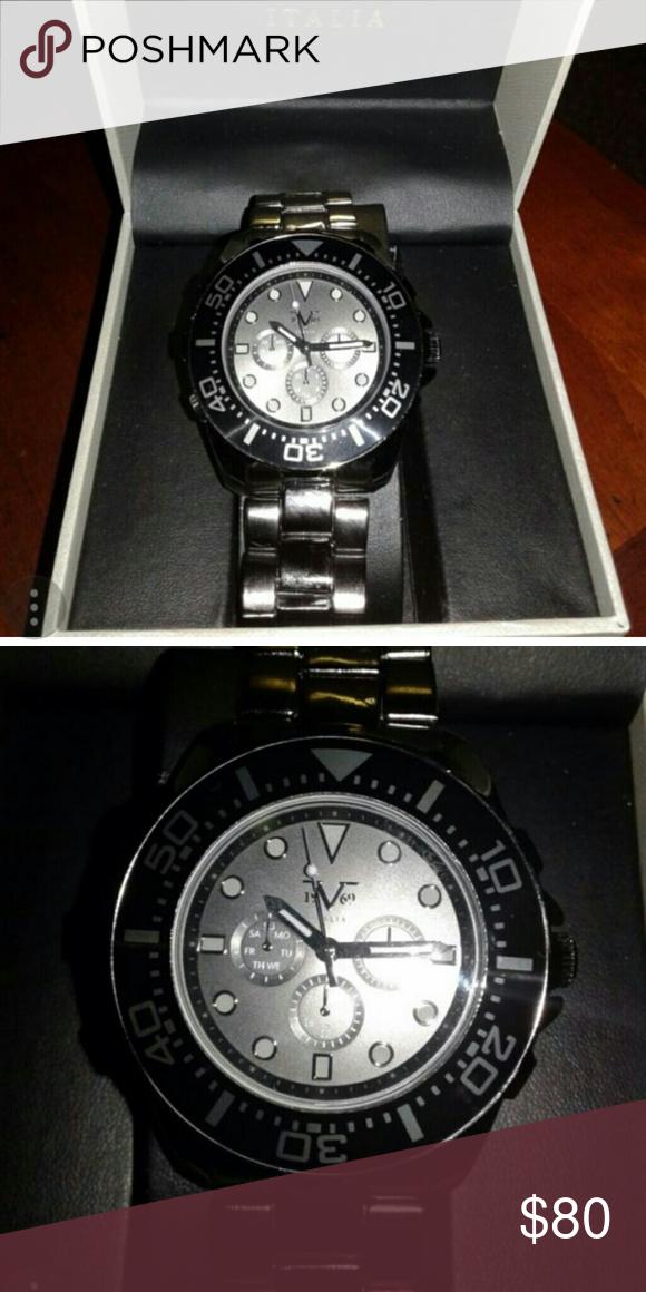 5a33c278c9 V19.69 ITALIA MEN S WATCH Brand new still in box. Never worn V 19.69 Italia  Accessories Jewelry