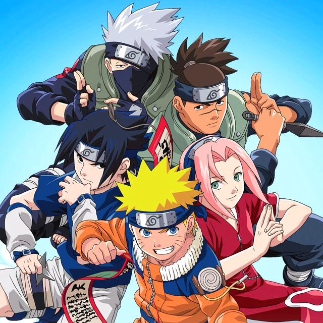 Oh how I love naruto My love of Anime & Manga