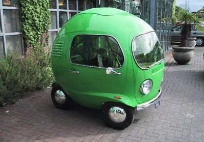 Pea car LOL