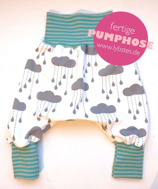 Lybstes.de: Baby-Pumphose - kostenloses Schnittmuster, Freebie ...
