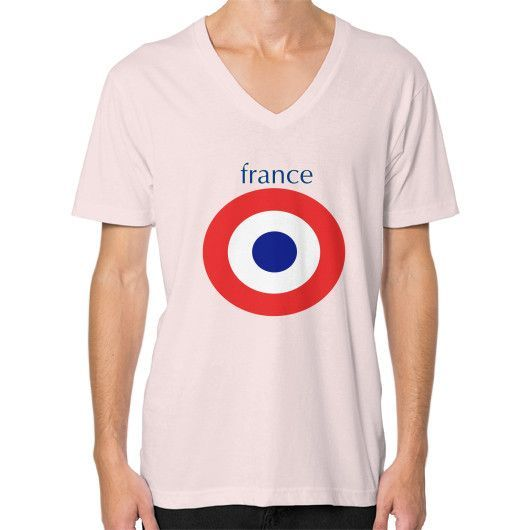 Rocco France V-Neck (on man)