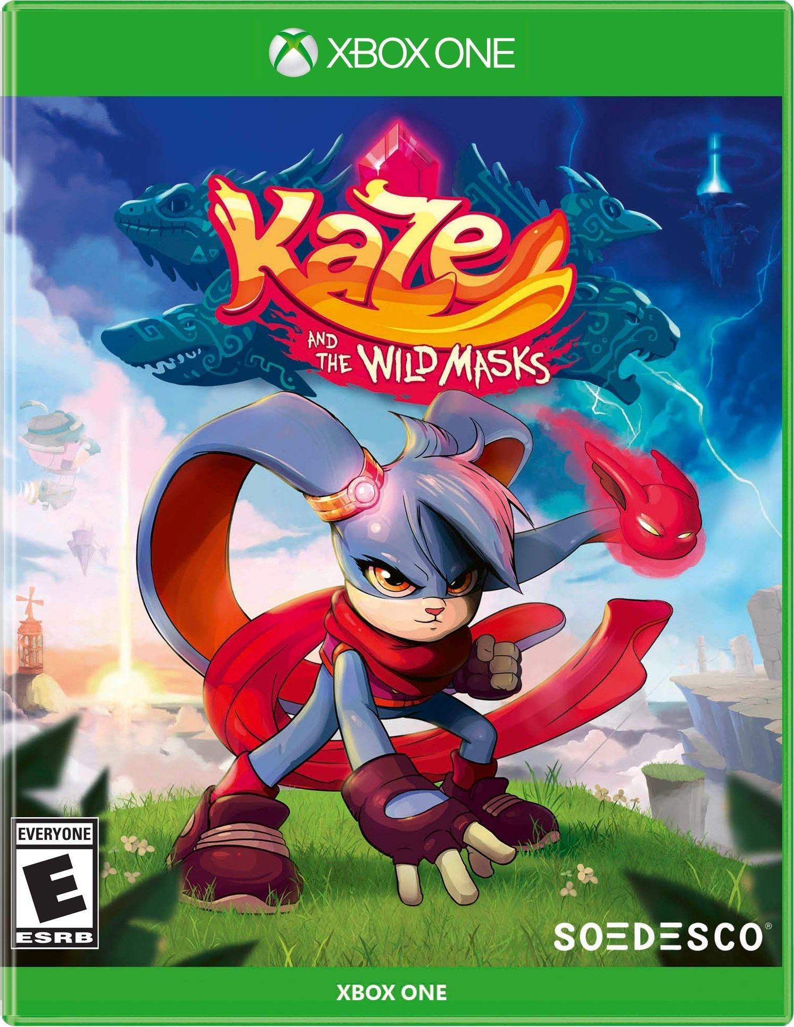 Kaze and the Wild Masks in 2020 Fun to be one, Xbox one
