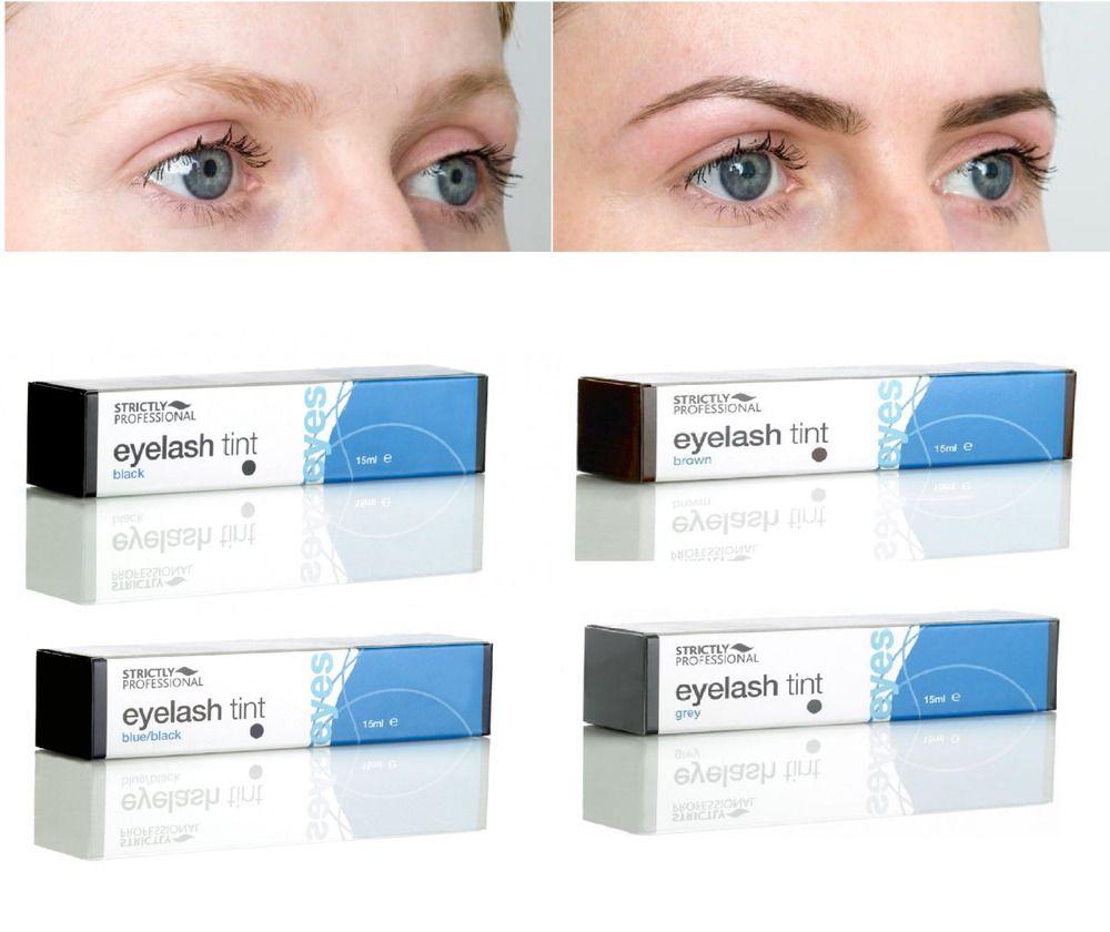 61d601c160a Strictly Professional Eyelash Eyebrow Tint Dye Starter Kit All