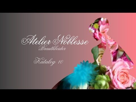 Brautkleider - Katalog Nr. 10 - YouTube