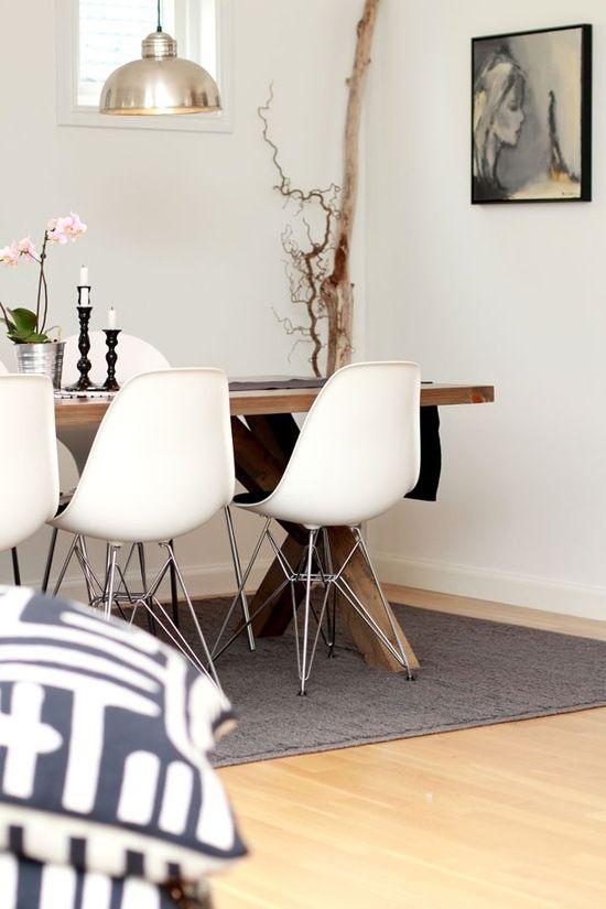 plastik sitzmöbel esszimmer interieur rustikales design   Kitchen ...