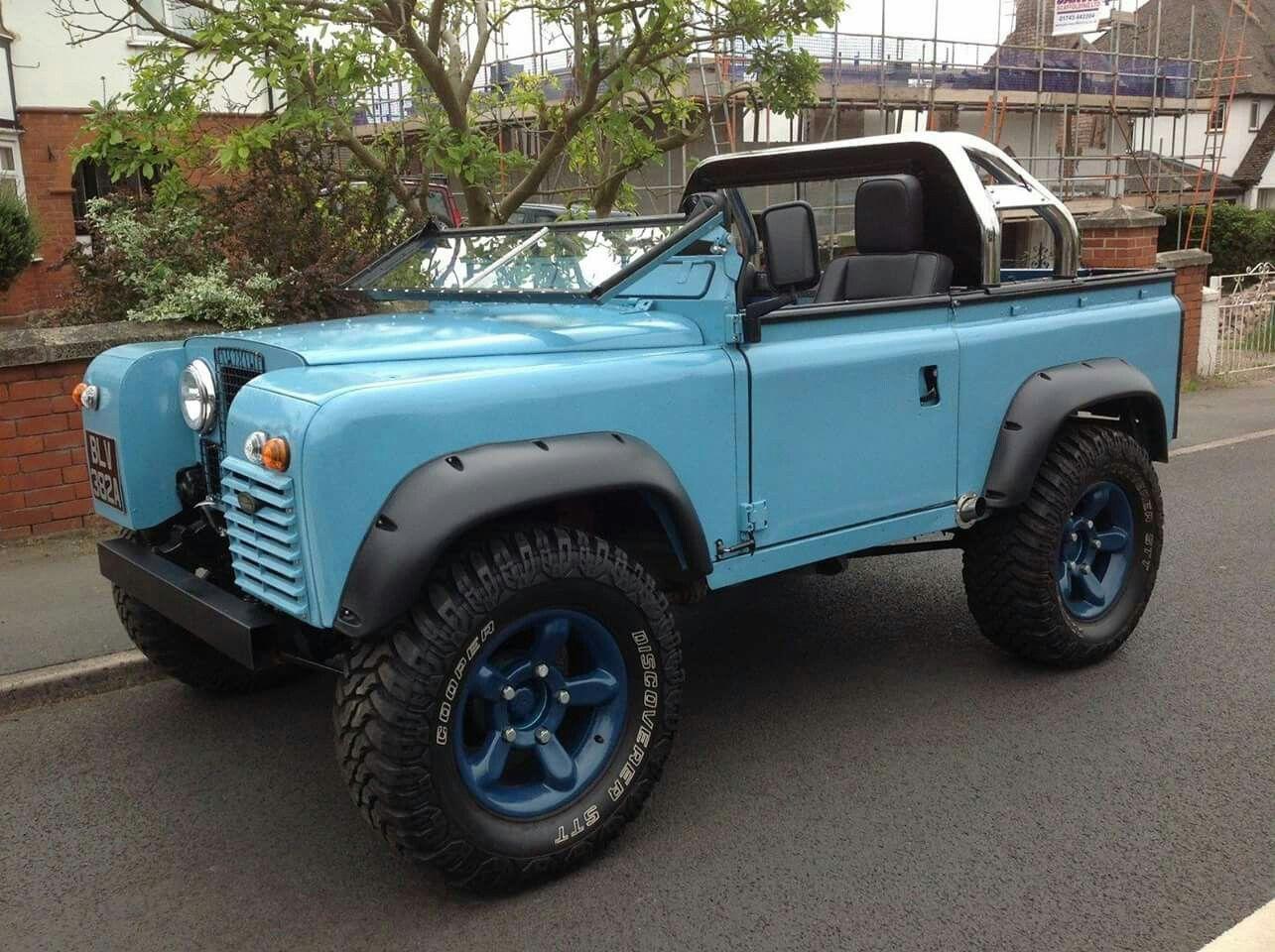 1959 Rebuild Land Rover Defender Land Rover Land Rover Serie 1