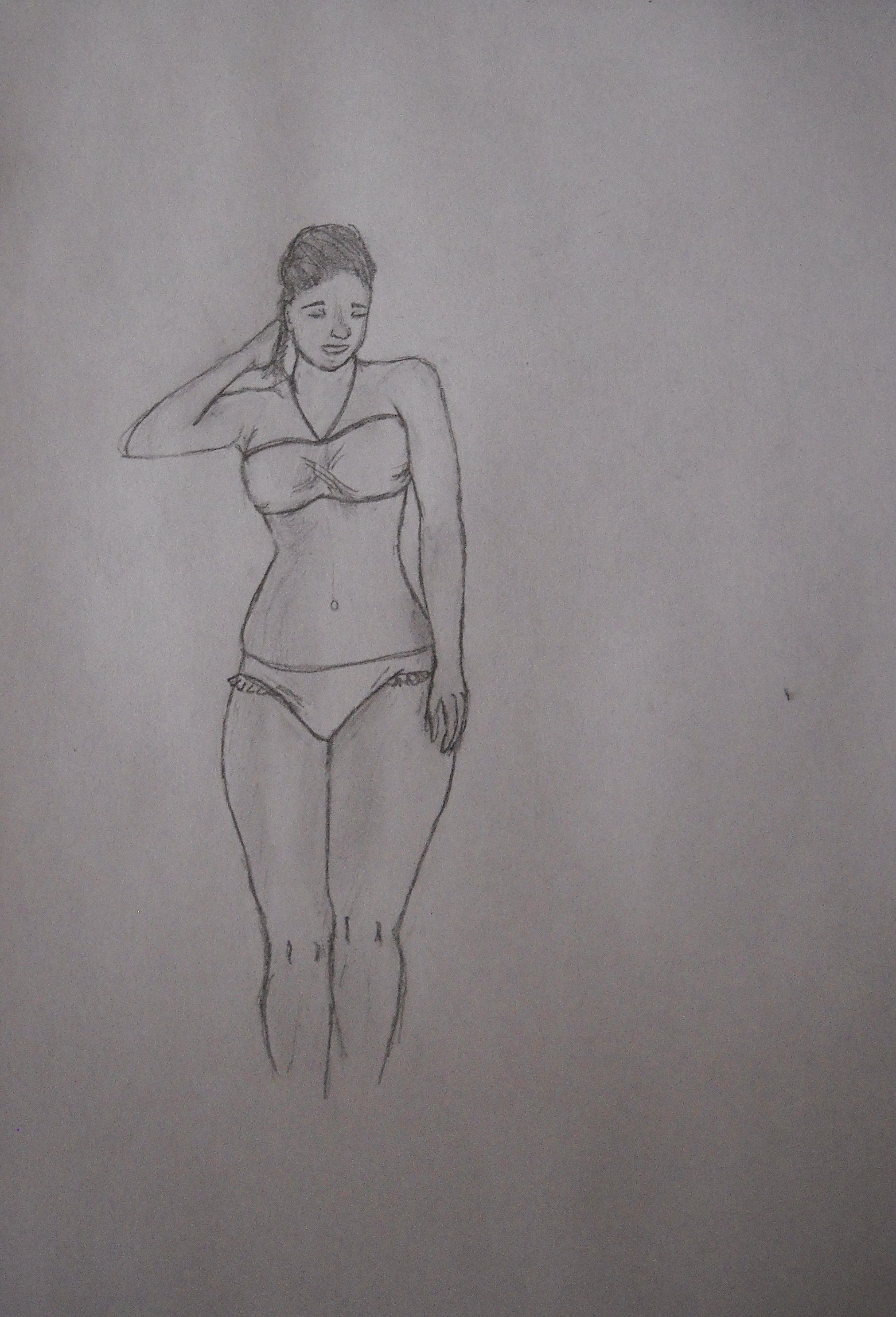 Figure study (Female)