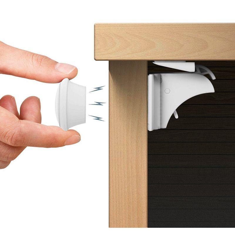 Magnetic Child Lock Baby Safety Cabinet Lock Children
