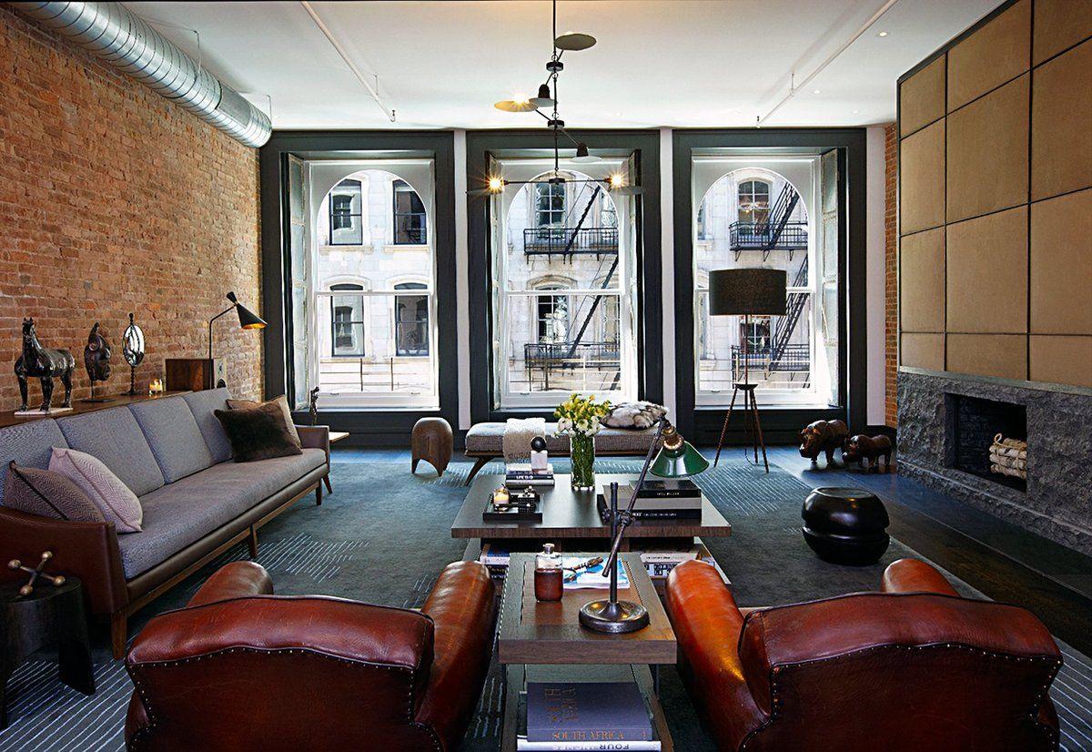 Room Loft IdeasNew York CityInterior DecoratingLoft