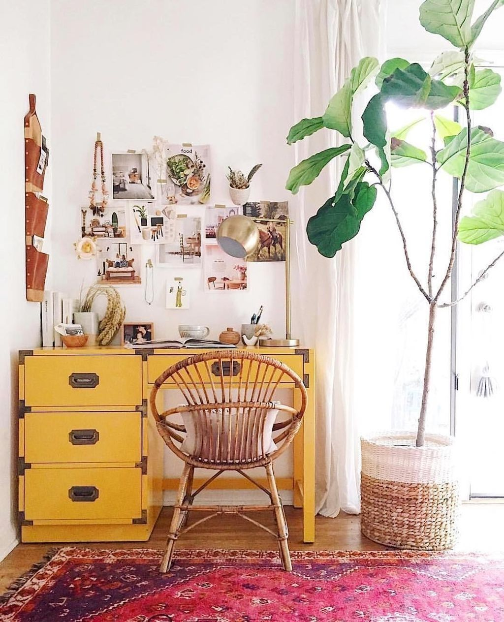 Yellow Aesthetic Room Decor Ideas
