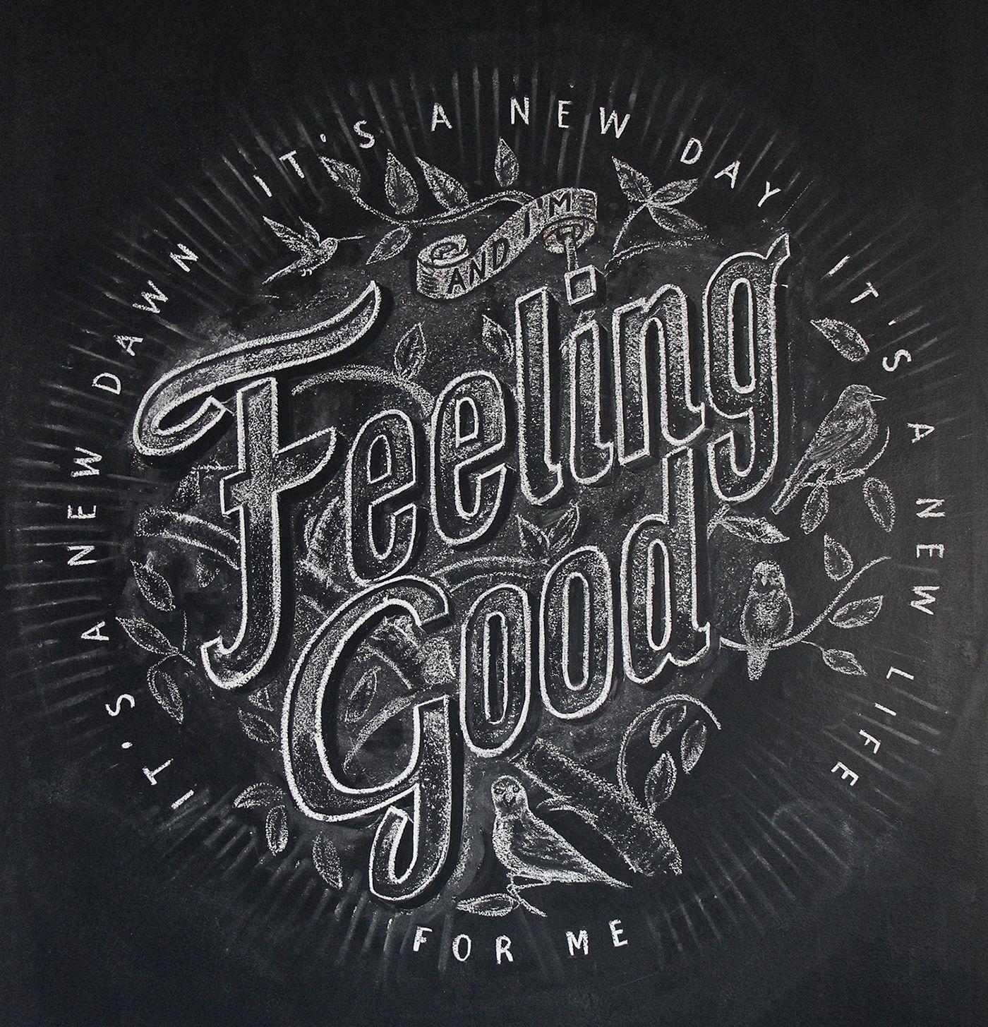 T shirt design inspiration typography -  Lettering Type Inspiration Chalkboard Typographychalkboard