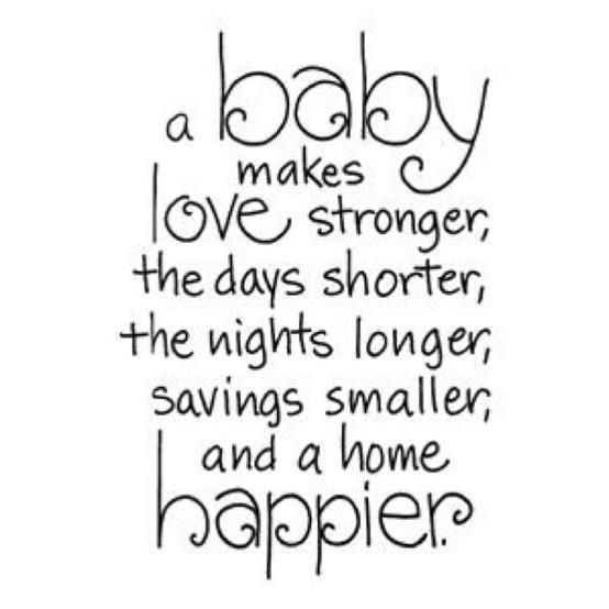 The Deepest Joys And Blessings In Life Are Associated With Family And Parenthood Children Are Our Greatest Jewe Happy Family Quotes Family Quotes Baby Quotes