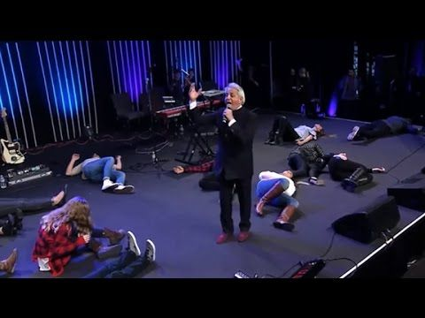 Benny Hinn Heavy Anointing Of The Holy Spirit Youtube With