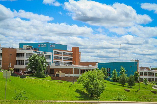 Freeman Hospital Joplin Missouri Joplin Hospital
