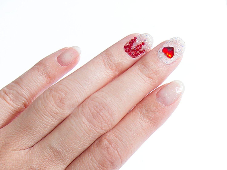 Swarovski Crystalpixie Petite and Edge Nail Art - Cute Mood and ...