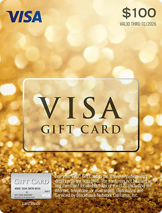 Amazon.com: $13 Visa Gift Card (plus $13.913 Purchase Fee): Gift