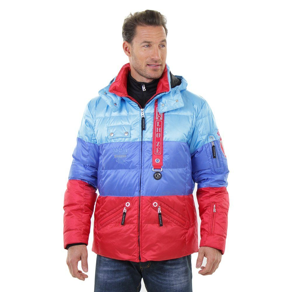 Bogner LenD Down Ski Jacket (Men's) Peter Glenn (With