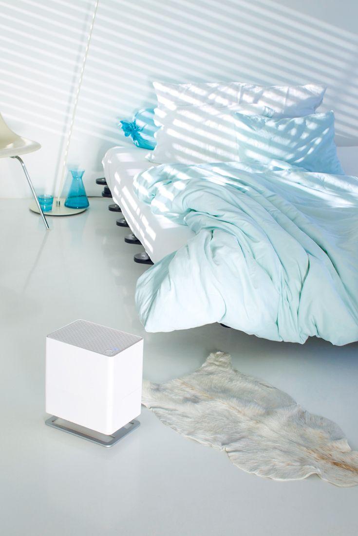 Humidifier evaporator Oskar little with Swiss design