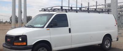 Ford Econoline Express Ram Van Roof Rack Brackets Ladder Camper Pack Ebay Van Roof Racks Roof Rack Van