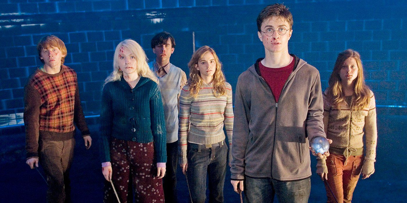 Harry Potter 5 Reasons Luna Should Have Been In Gryffindor 5 She Was Rightfully Placed I Harry Potter Fantastic Beasts Harry Potter Characters Harry Potter