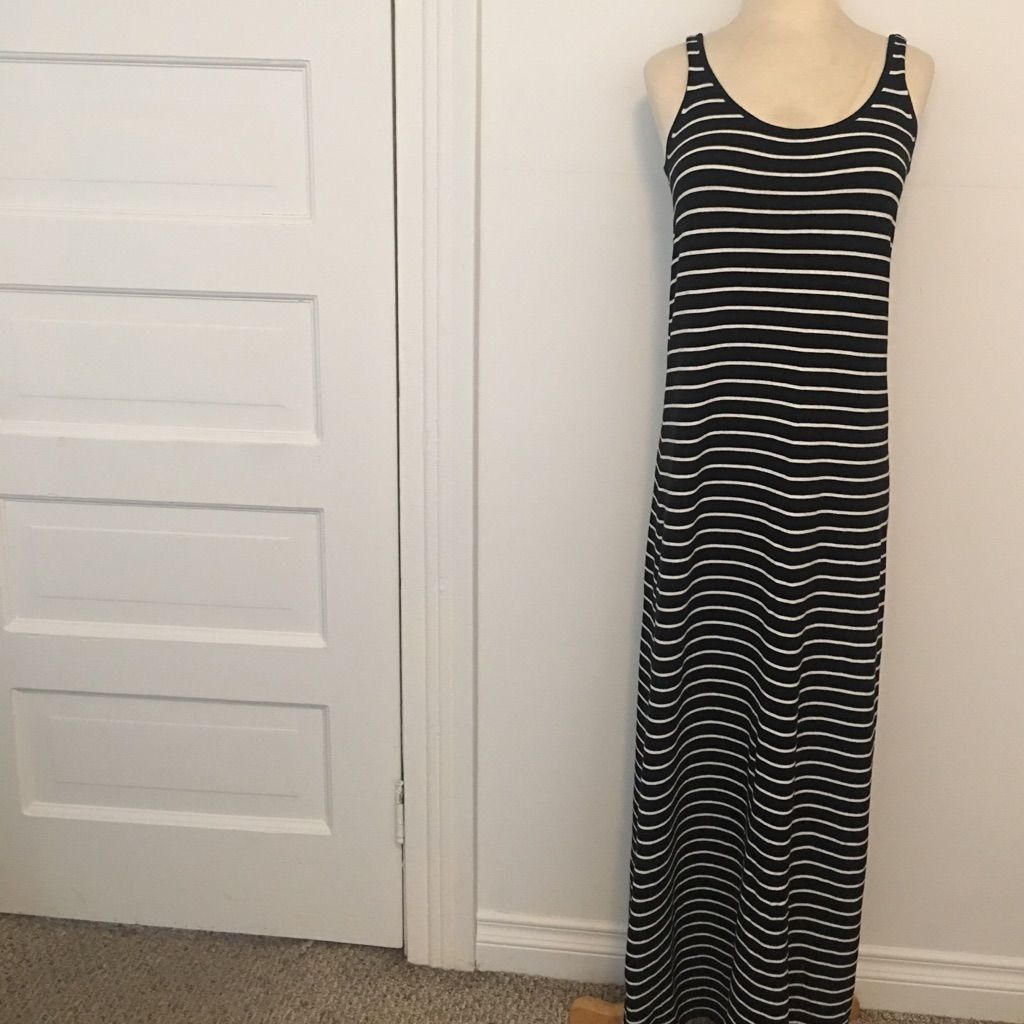 Zara striped maxi dress products pinterest striped maxi