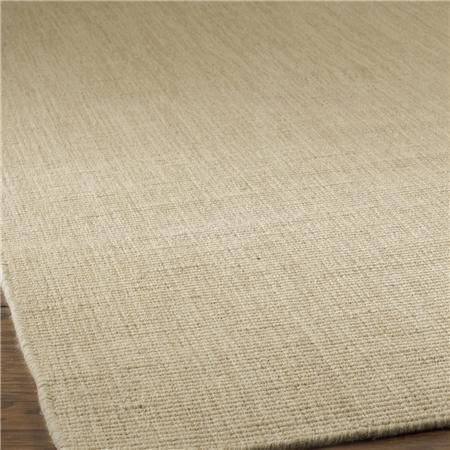 Solid Color Wool Sisal Look Rug   Shades Of Light, 8x10 $588