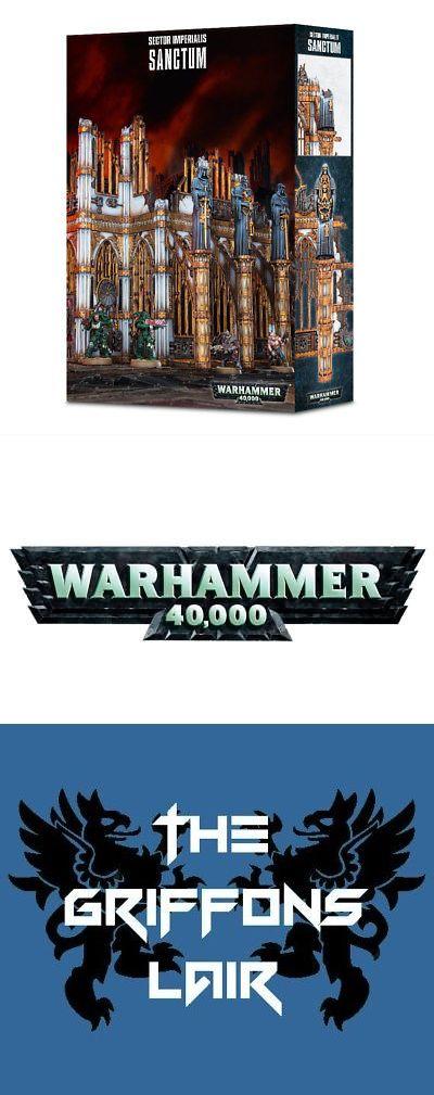 Warhammer Sanctum 64-70 Warhammer 40K Sector Imperialis