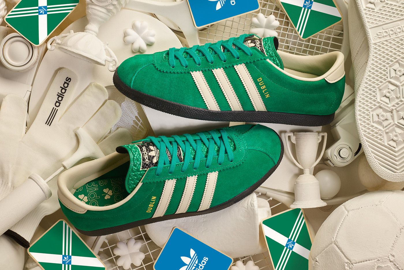 bbc9f2de0 adidas Originals Archive Dublin St Patricks Day size Exclusive march 17  2018 release date info drop green sneakers shoes footwear