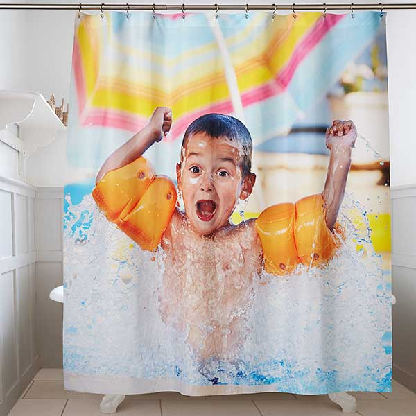 Personalized Photo Shower Curtain In 2020