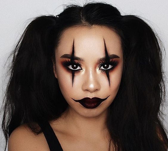 Awesome Mime Halloween Costume For Girls Halloween Eye Makeup Cute Halloween Makeup Cool Halloween Makeup