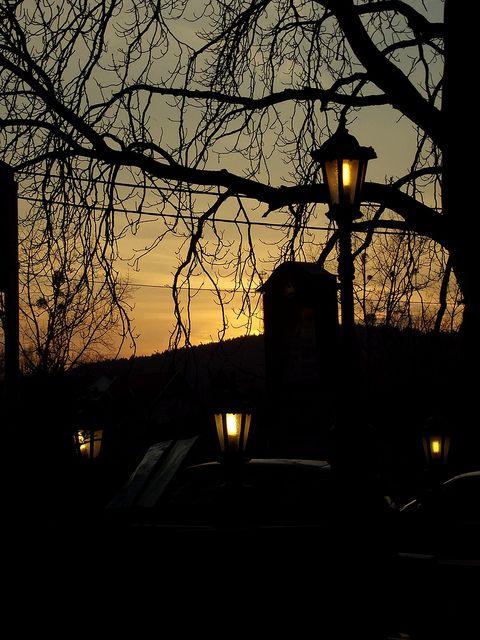 Sunset, Szilvásvárad