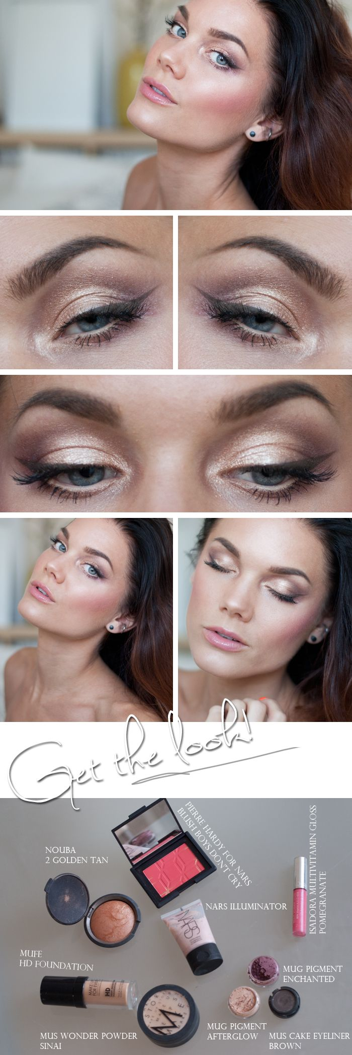 Todays look – With the lips of an angel |