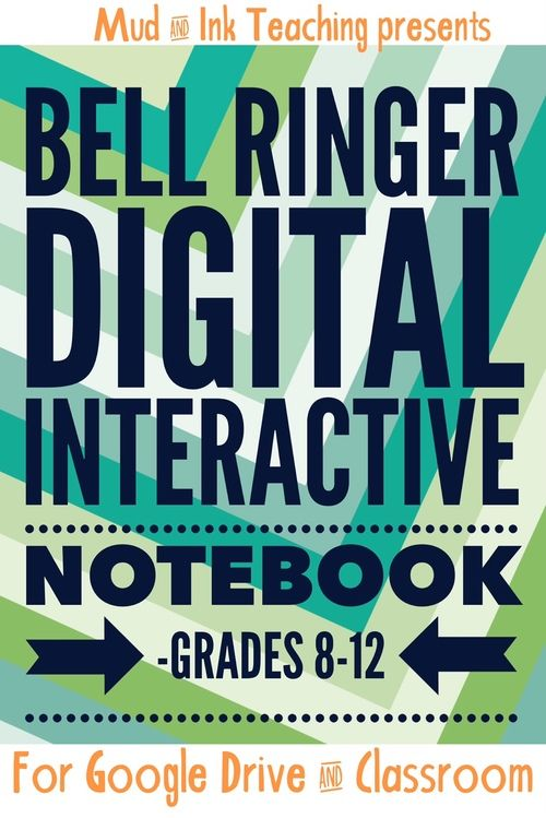 Why I'm Using GOOGLE for Bell Work (and going digital for good!) — Mud and Ink Teaching