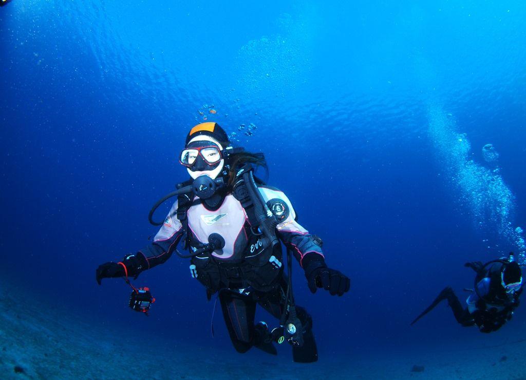 体験ダイビング 海洋公園  シュプールダイビングクラブ