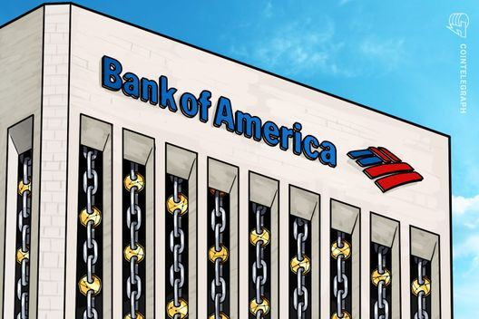 Bank of America Wins Patent for Storing Clients' Crypto Holdings in Enterprise Accounts