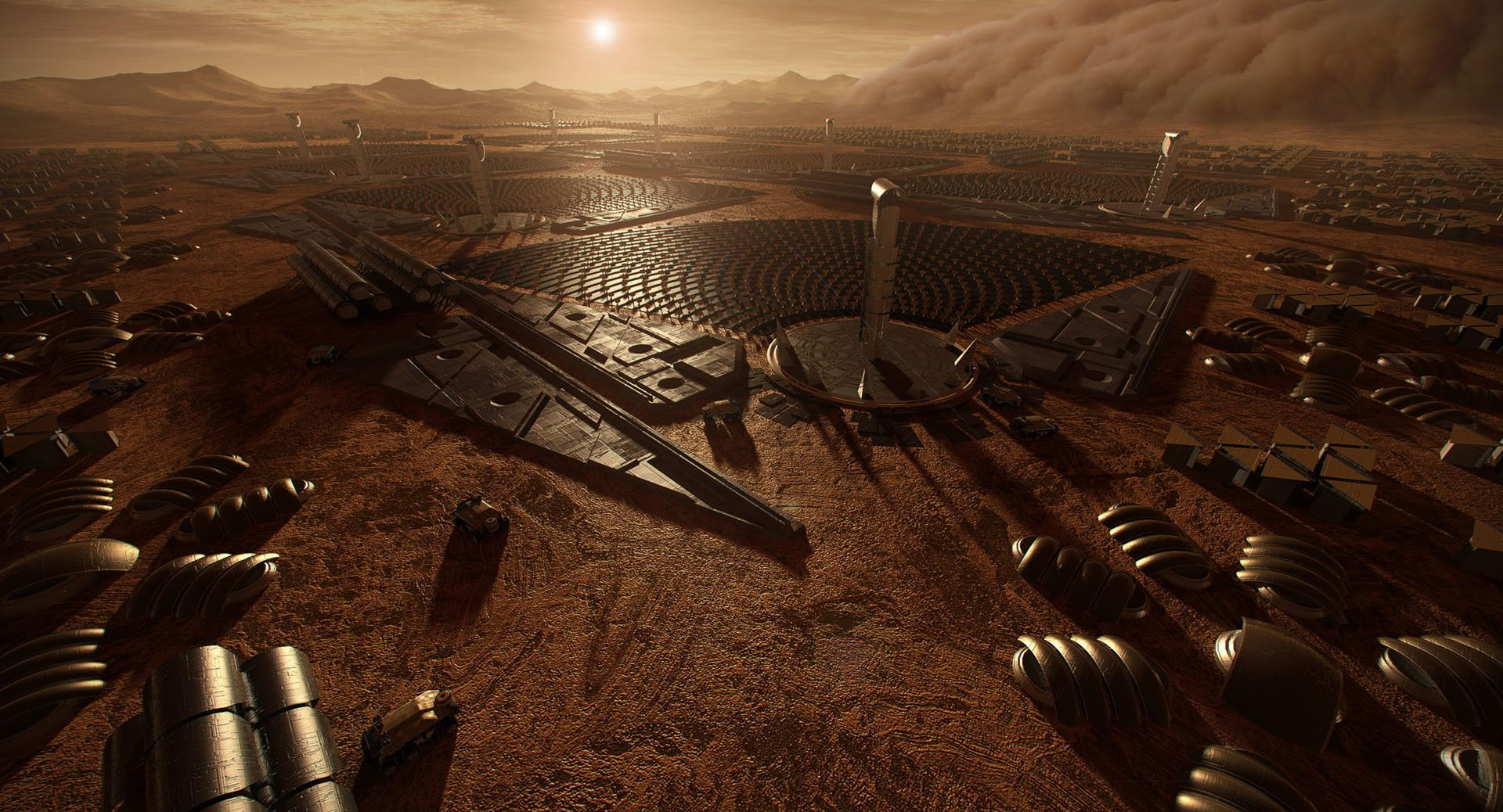 martian helicopters human colonies and drilling for - HD1920×1038