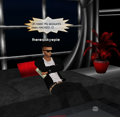 IMVU Hacked get out