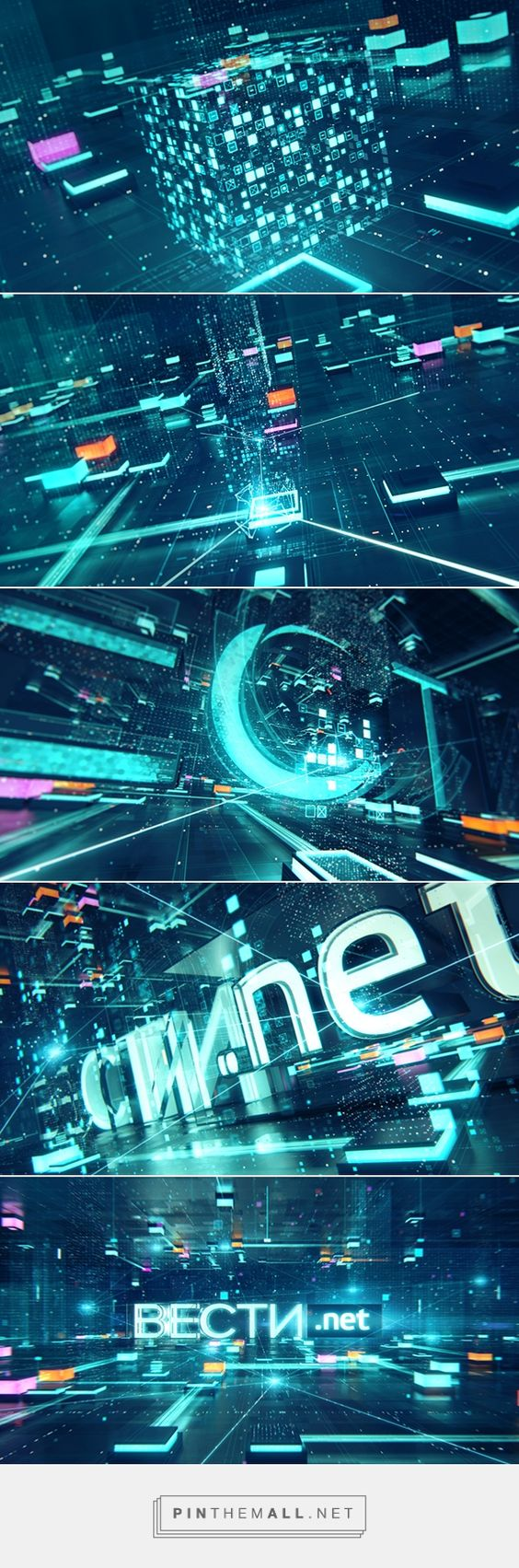 Vesti.Net on Behance... - a grouped images picture - Pin Them All