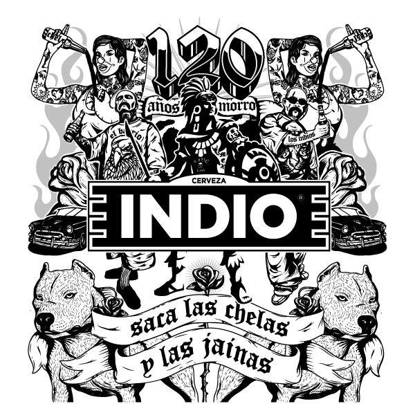 Etiquetas Indio 2013