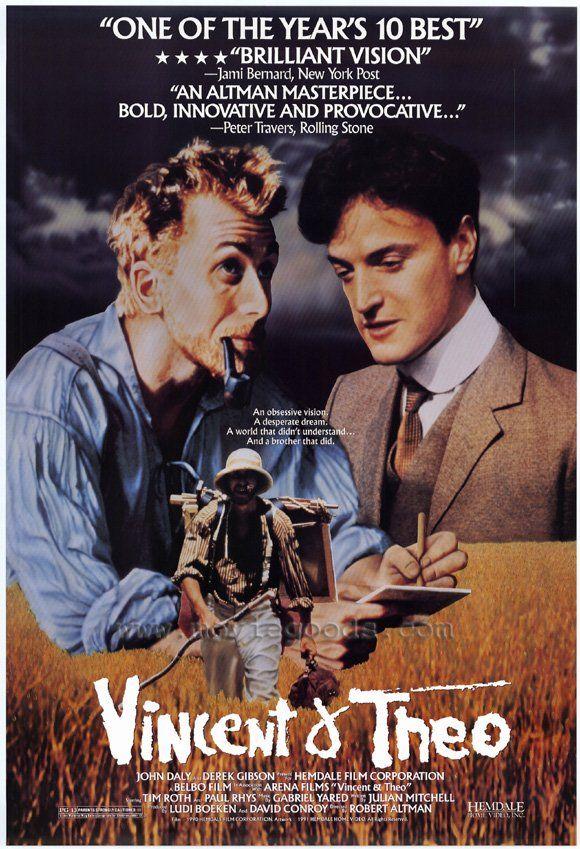 Resultat d'imatges de Vincent i Theo cine