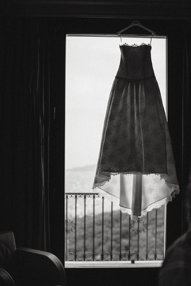 Vestido Rosa Clarà.  Foto Sebastià Pagarolas
