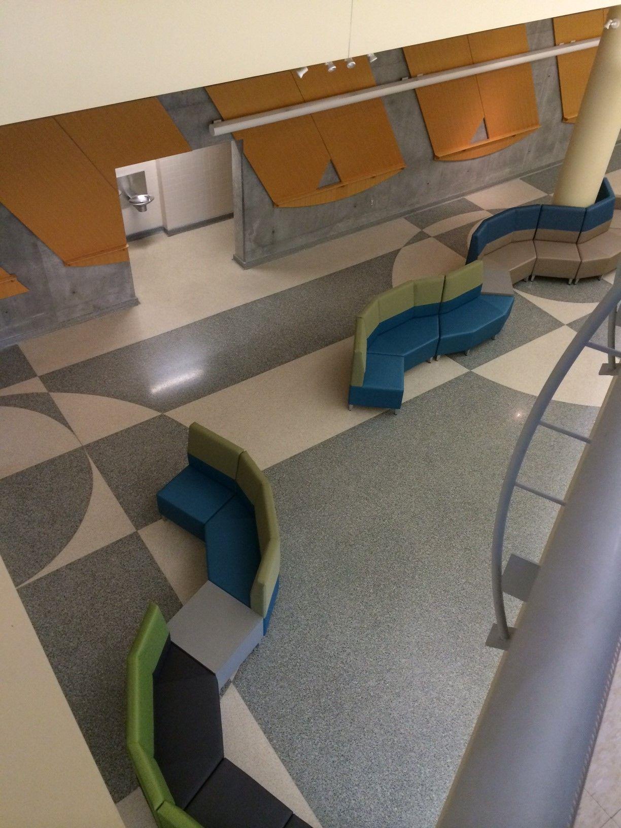 University Of Nebraska Othmer Hall Lincoln NE Fringe Lounge - Office furniture lincoln ne