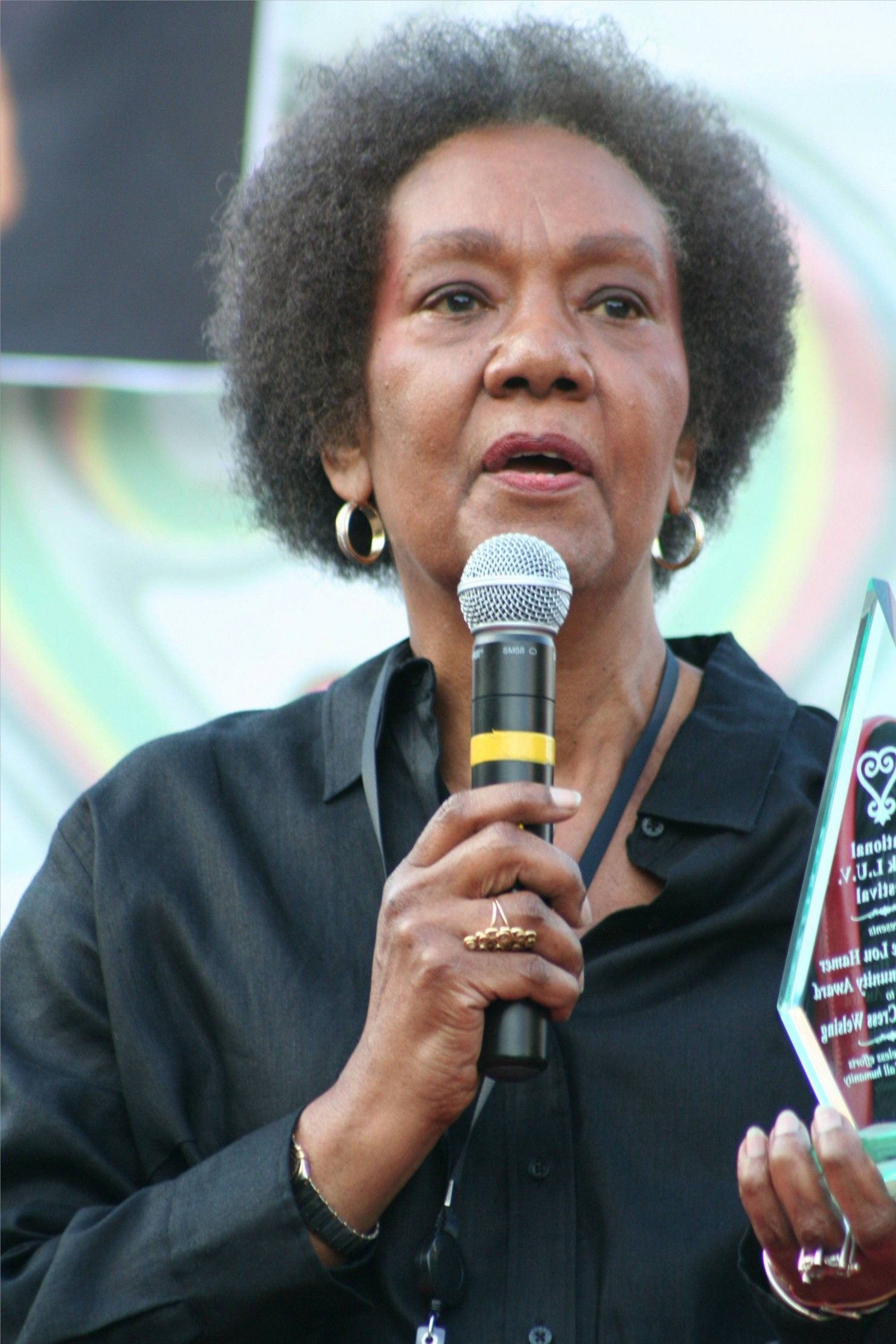 Memorial service to be held for celebrated, controversial Frances Cress Welsing - The Washington Post